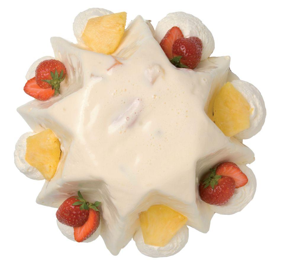 Dutch chipolata dessert