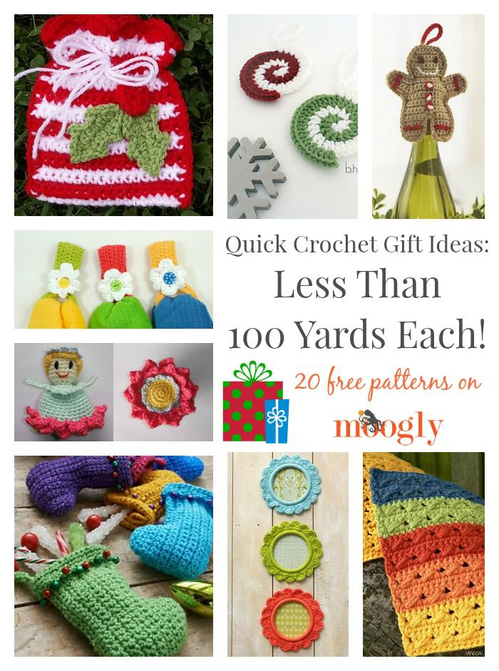 Quick Free Crochet Patterns