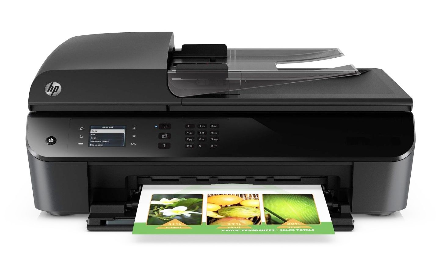 hp 39 s officejet 4650 all in one printer. Black Bedroom Furniture Sets. Home Design Ideas