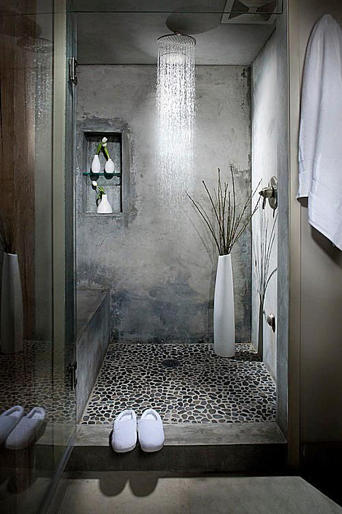 industrial bathroom inspiration - Bathroom Inspiration
