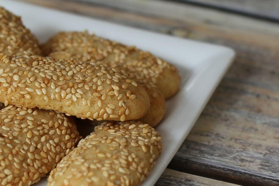 Sesame Seed Cookie