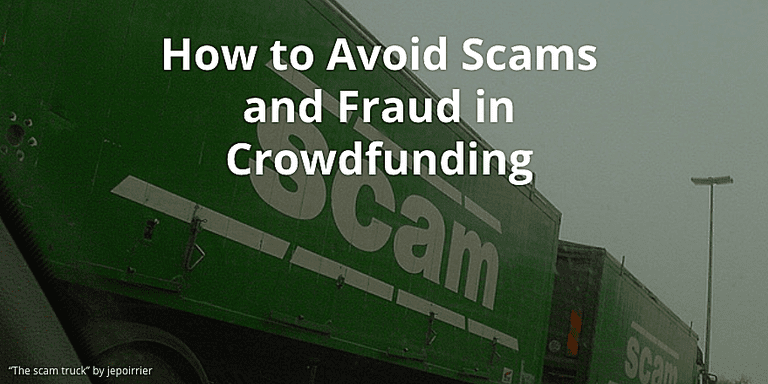 How to Avoid Scams and Fraud in Crowdfunding