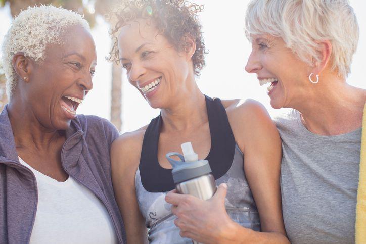 older women