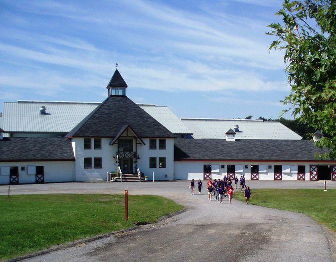 Cazenovia College Equine Education Center