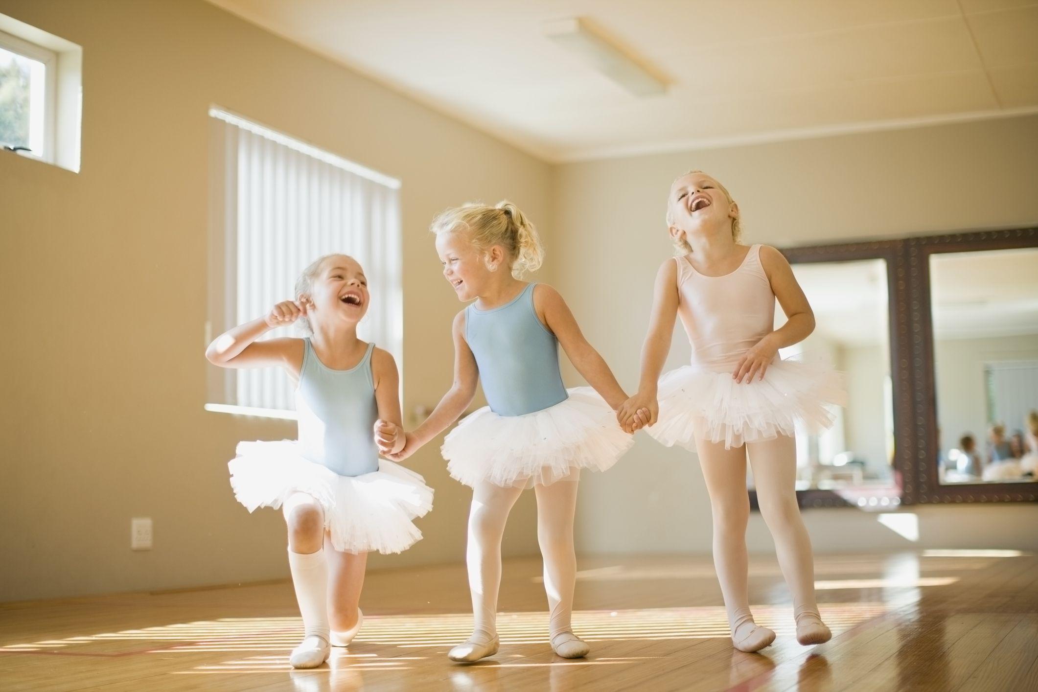Ballerina Party Games