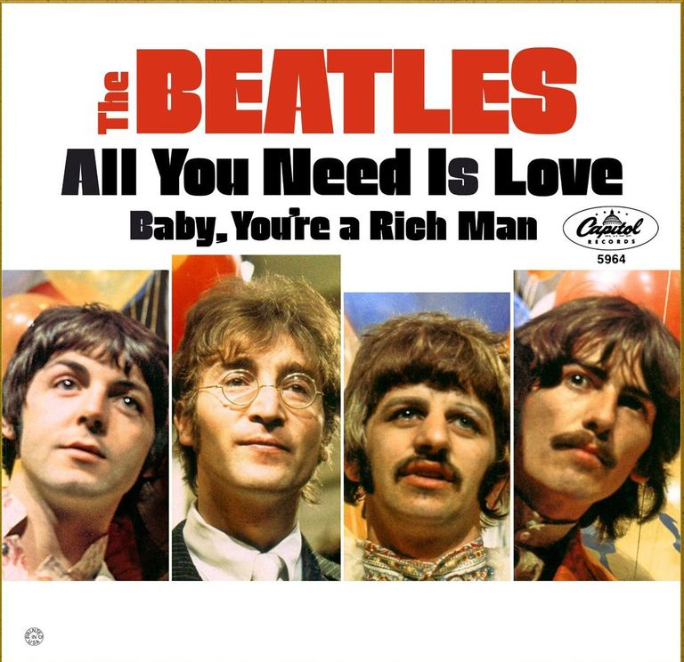 Top 25 Beatles Songs
