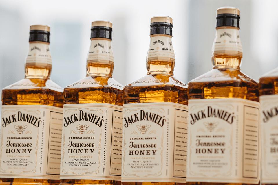 jack daniels Tennessee honey