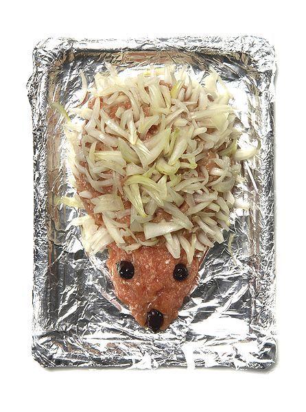 Mettigel - Party Hedgehog Made with Raw Pork