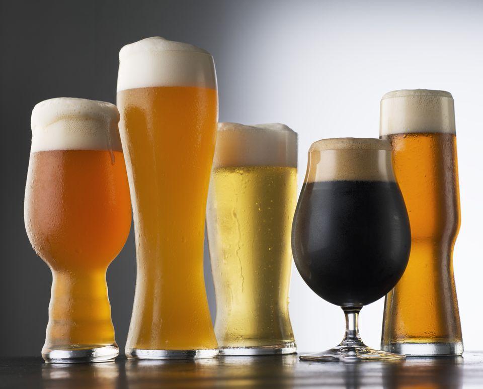 Beer tasting in San Diego