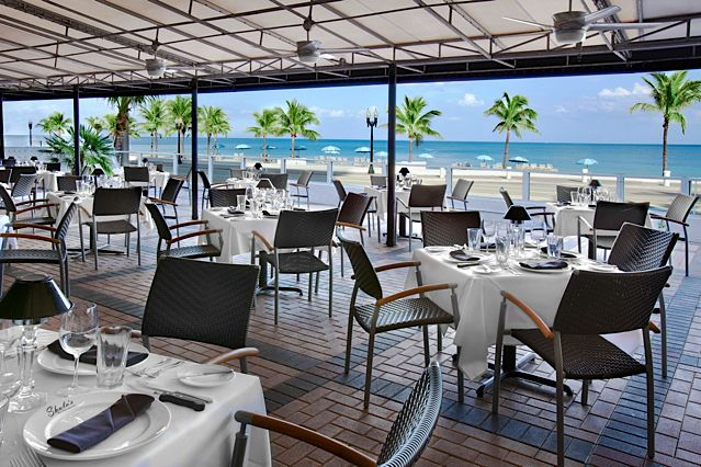 Dining at The Westin Beach Resort in Fort Lauderdale