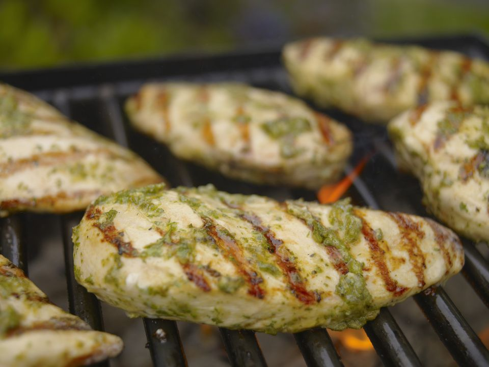 Chimichurri Chicken Breasts