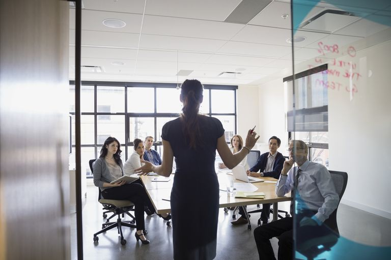 Businesswoman leading meeting in conference room : Stock Photo settings settings Comp Add to Board SEARCH Businesswoman leading meeting in conference room