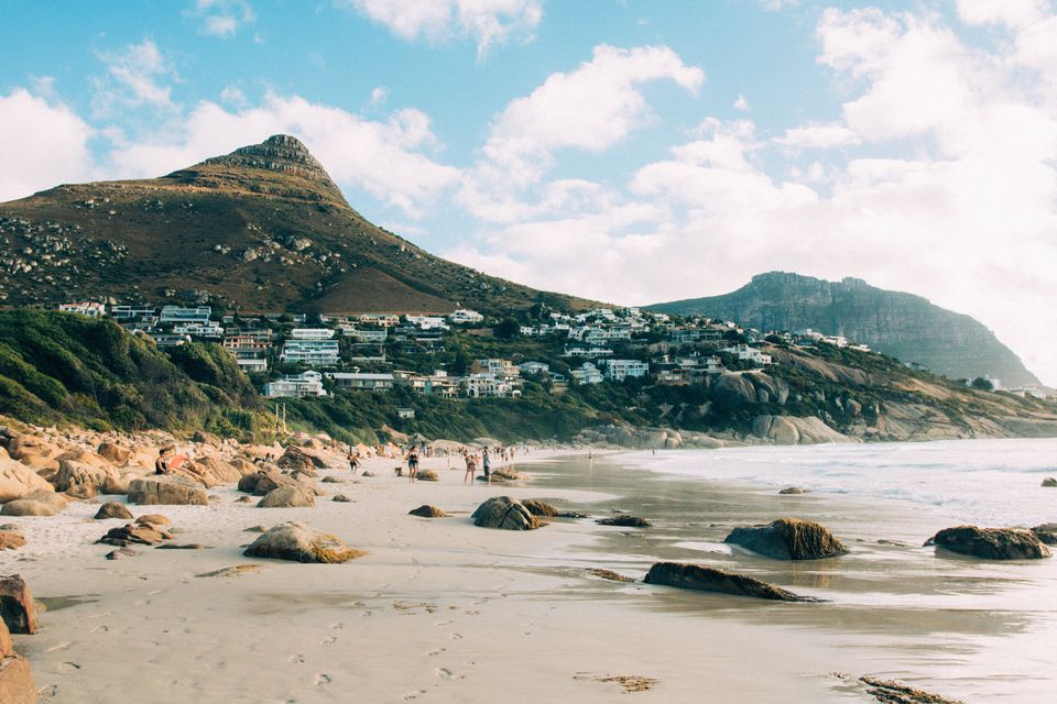 10 Of The Best Swimming Beaches In South Africa