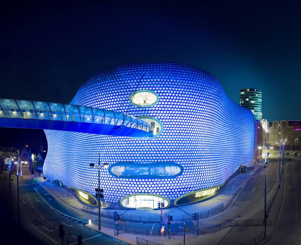 Selfridge in Birmingham, West Midlands, England