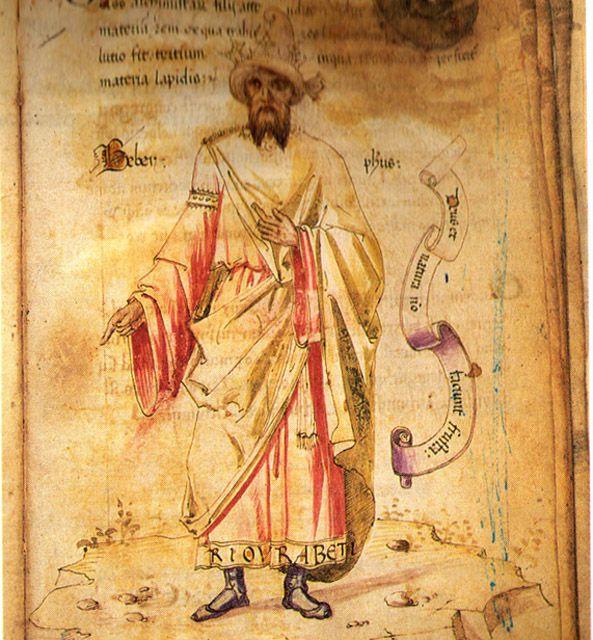 Jabir ibn Hayyan or Geber