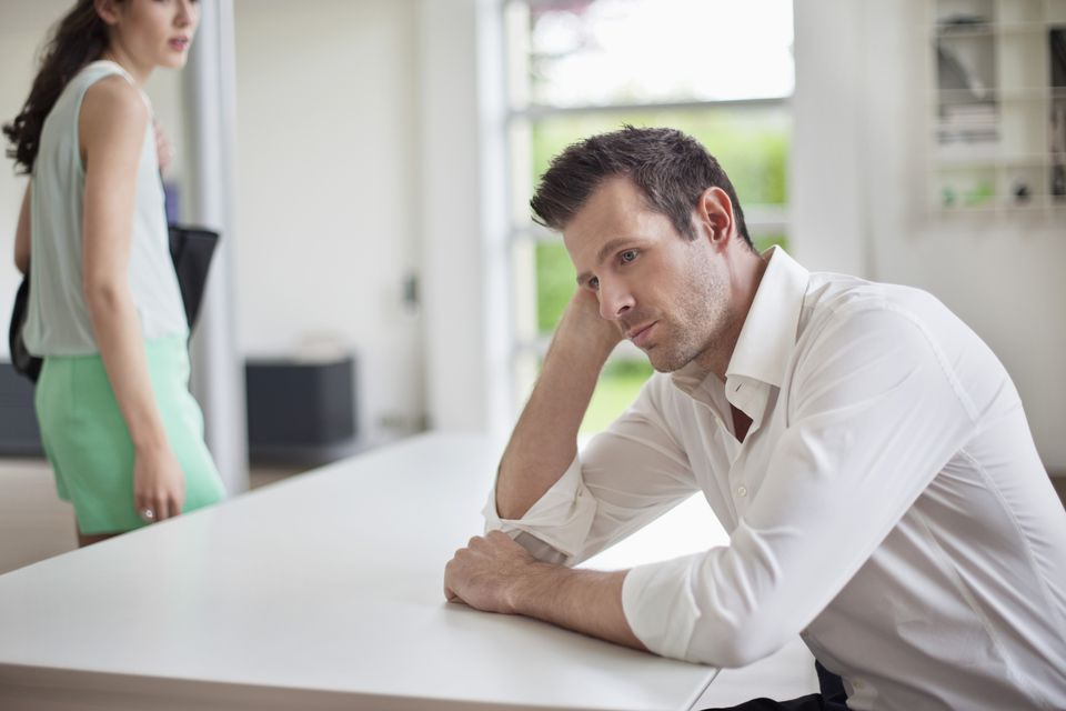 spouse leaving marriage