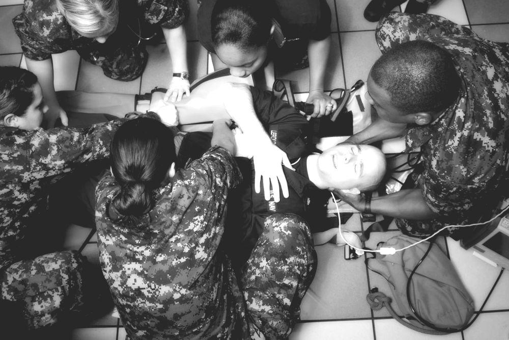 Navy Medic Course
