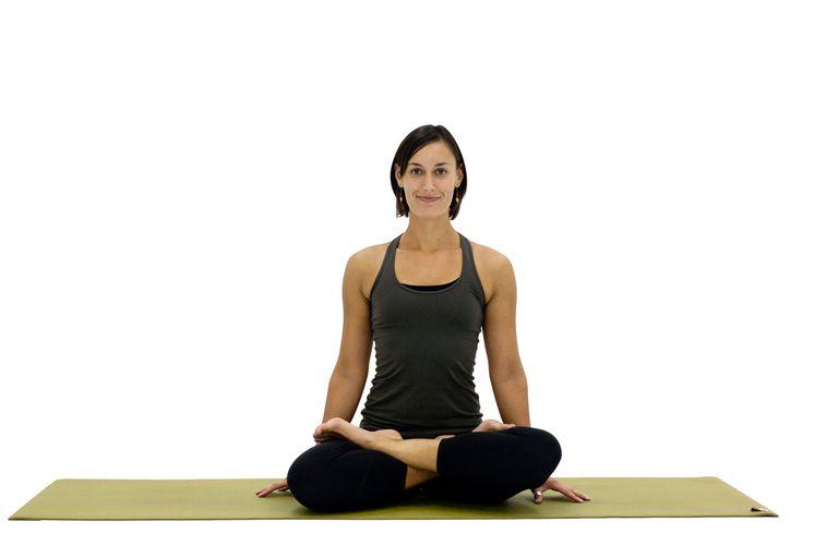 Lotus Pose - Padmasana