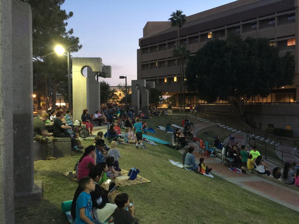Movies by Moonlight in Glendale, AZ