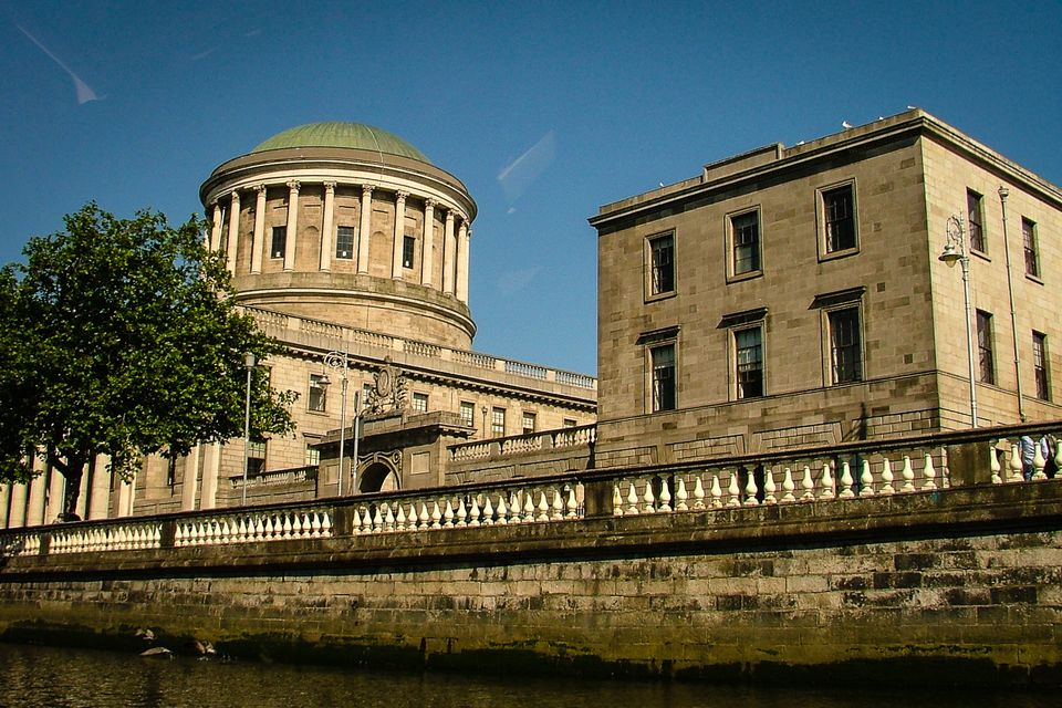 Dublin still leads the way as Ireland's largest urban centre ... the Four Courts are a landmark on the Liffey