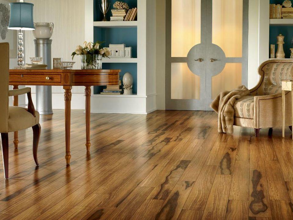 Bringing Down Prices With Bruce 12 mm Park Avenue Laminate Flooring