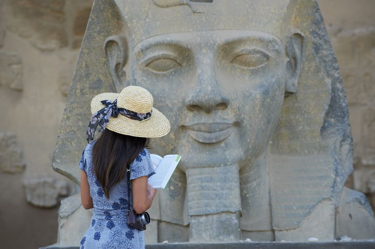 Studying the history of Ancient Egypt