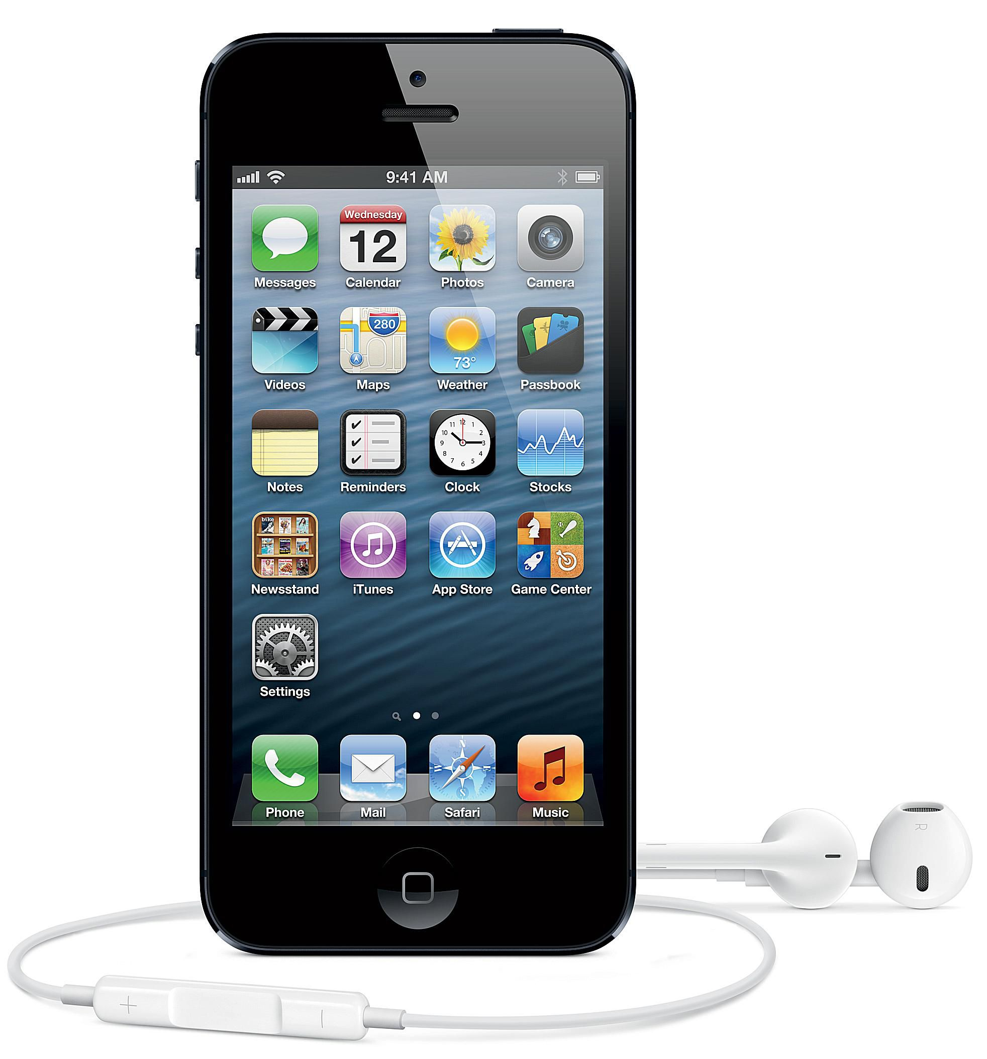 Whats New In The IPhone 5