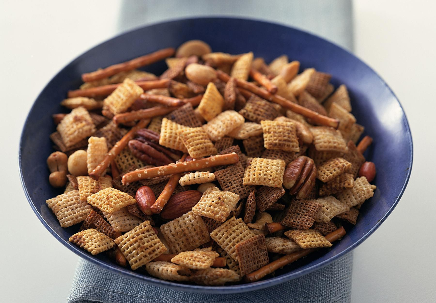 Will S Slow Cooker Scrabble Party Mix Recipe