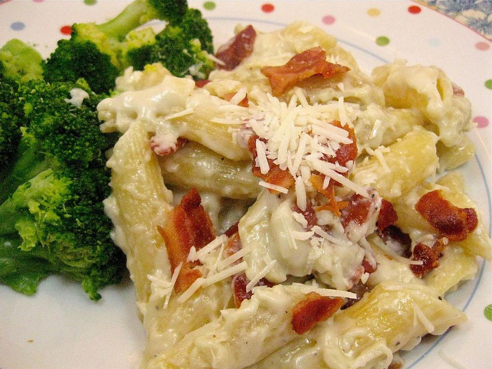 Carbonara Mac and Cheese