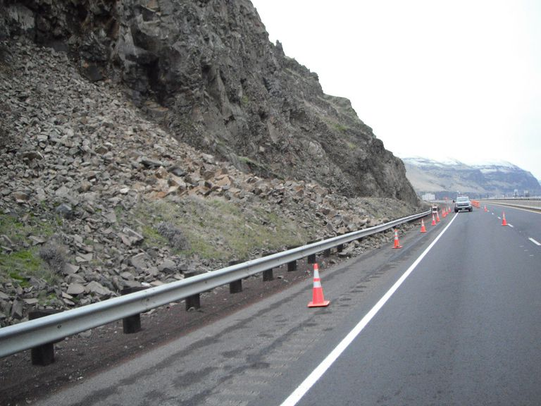 Construction of rockfall protection systems