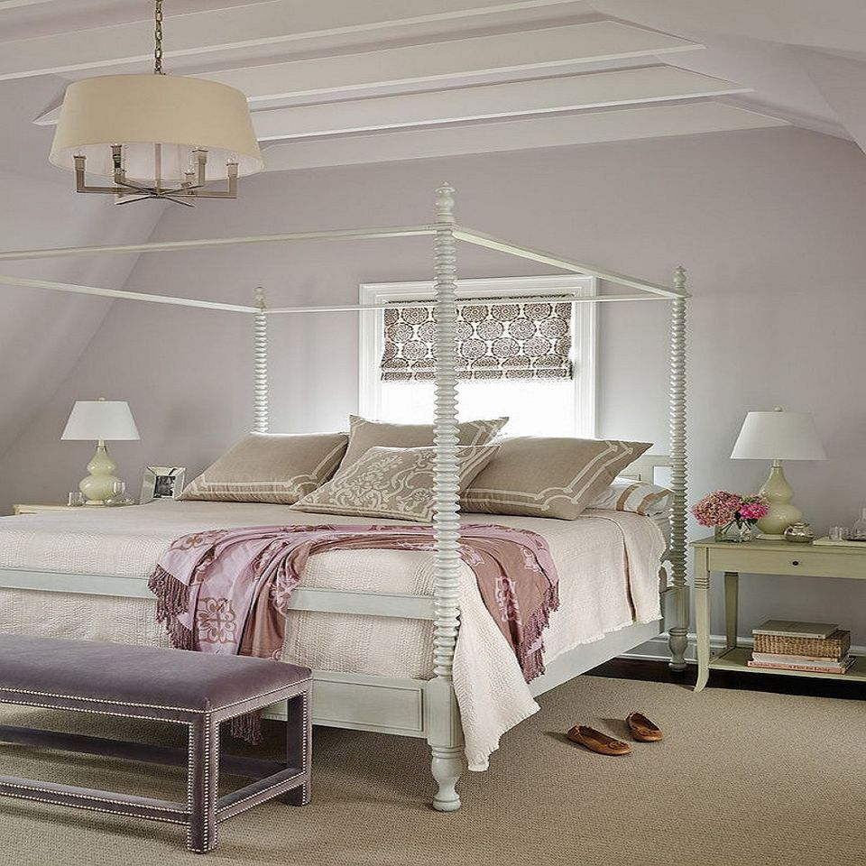 Pink Bedroom Ideas That Can Be Pretty And Peaceful Or: Peaceful Bedroom Colors And Decorating Ideas