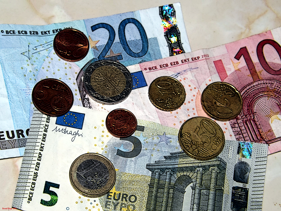 Get some Euros back with VAT refunds ...