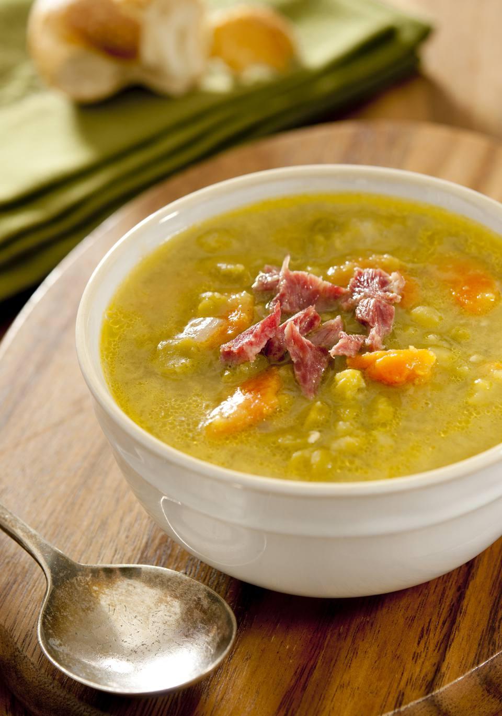 Swedish pea soup