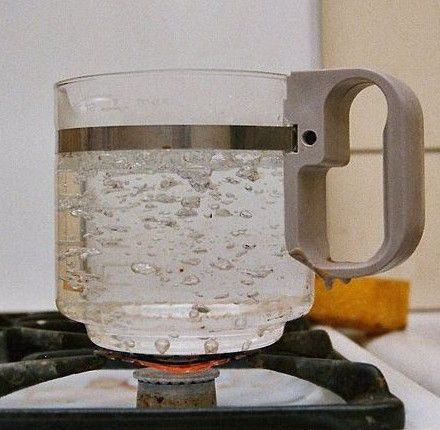 Boiling is a type of vaporization.