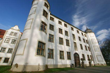 Podewils Castle Poland