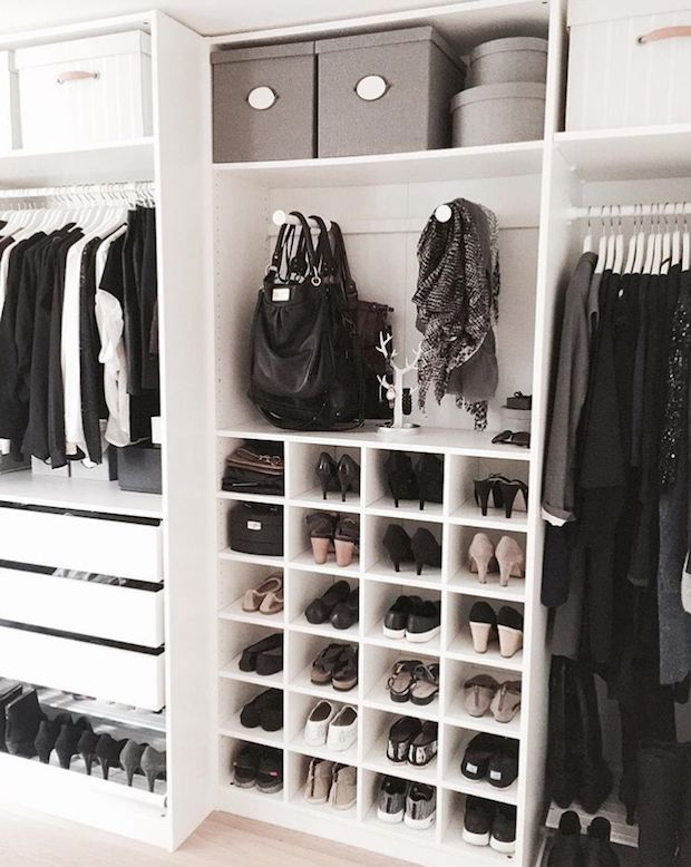 organizers large swe clear of for sweater bins size our closet plastic boxes storage shelf organizer