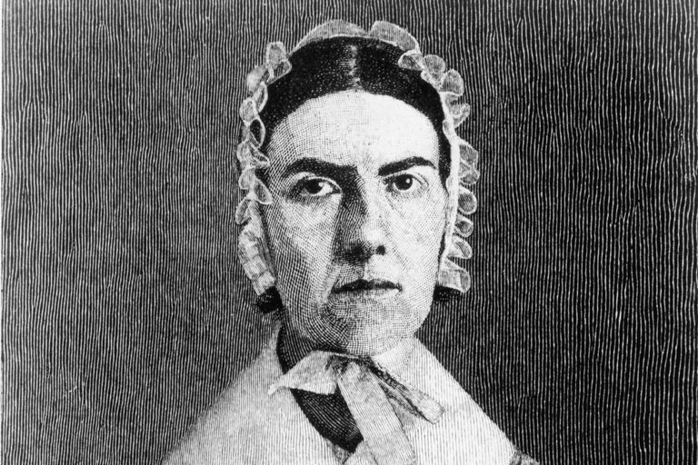 Angelina Grimke, circa 1820s