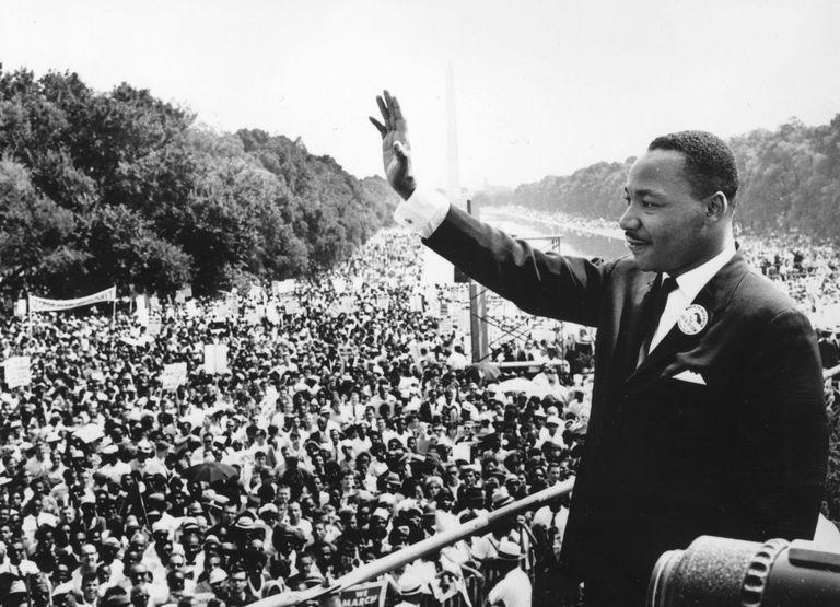 Dream Speech/Martin Luther King