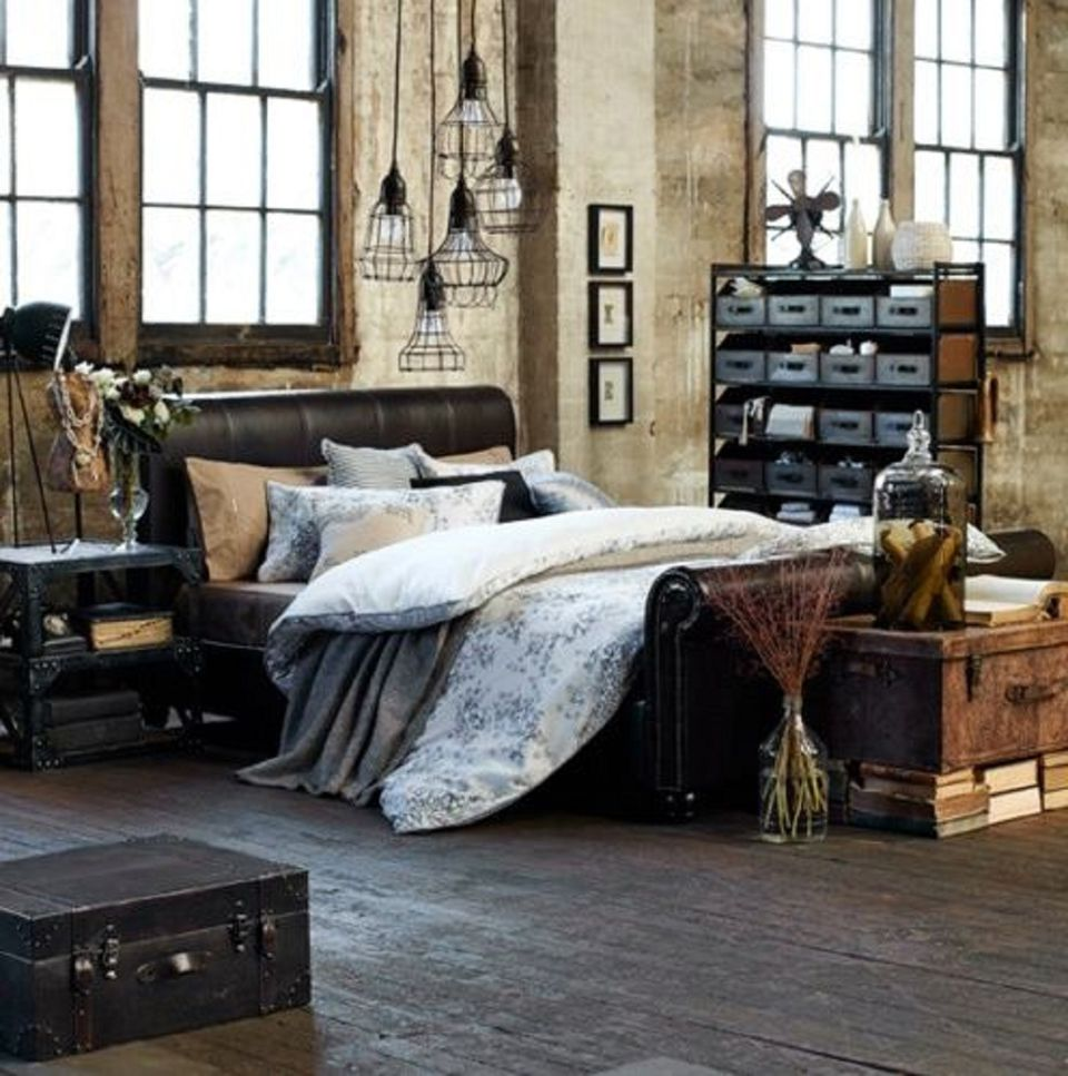 photo courtesy of indeed decor - Steampunk Interior Design Ideas