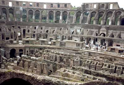 James Martin (goeurope.about.com) Colosseum Picture