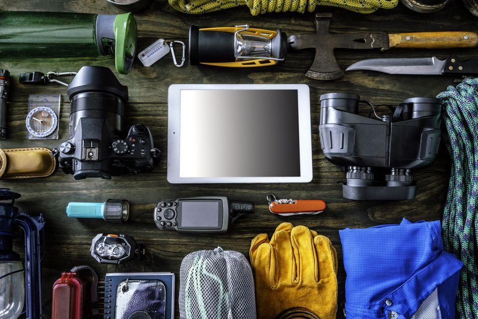 Travel survival gadgets