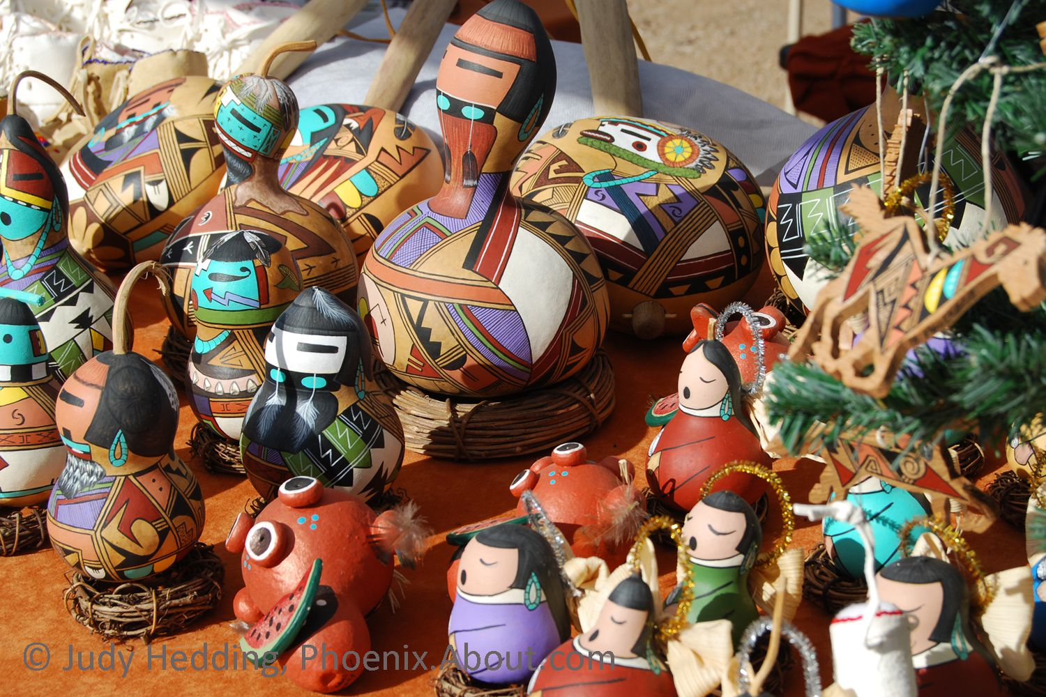 Indian market and native american craft show in phoenix for Craft fairs in phoenix az
