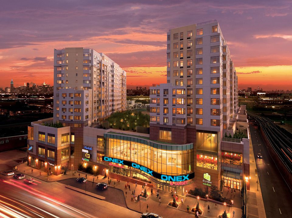 Sky View Center, Queens, NY