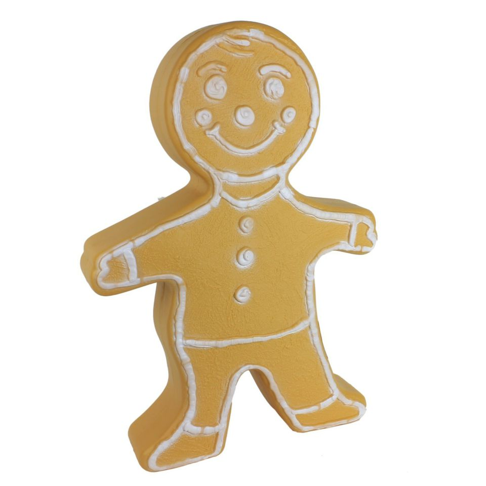 gingerbread blow mold