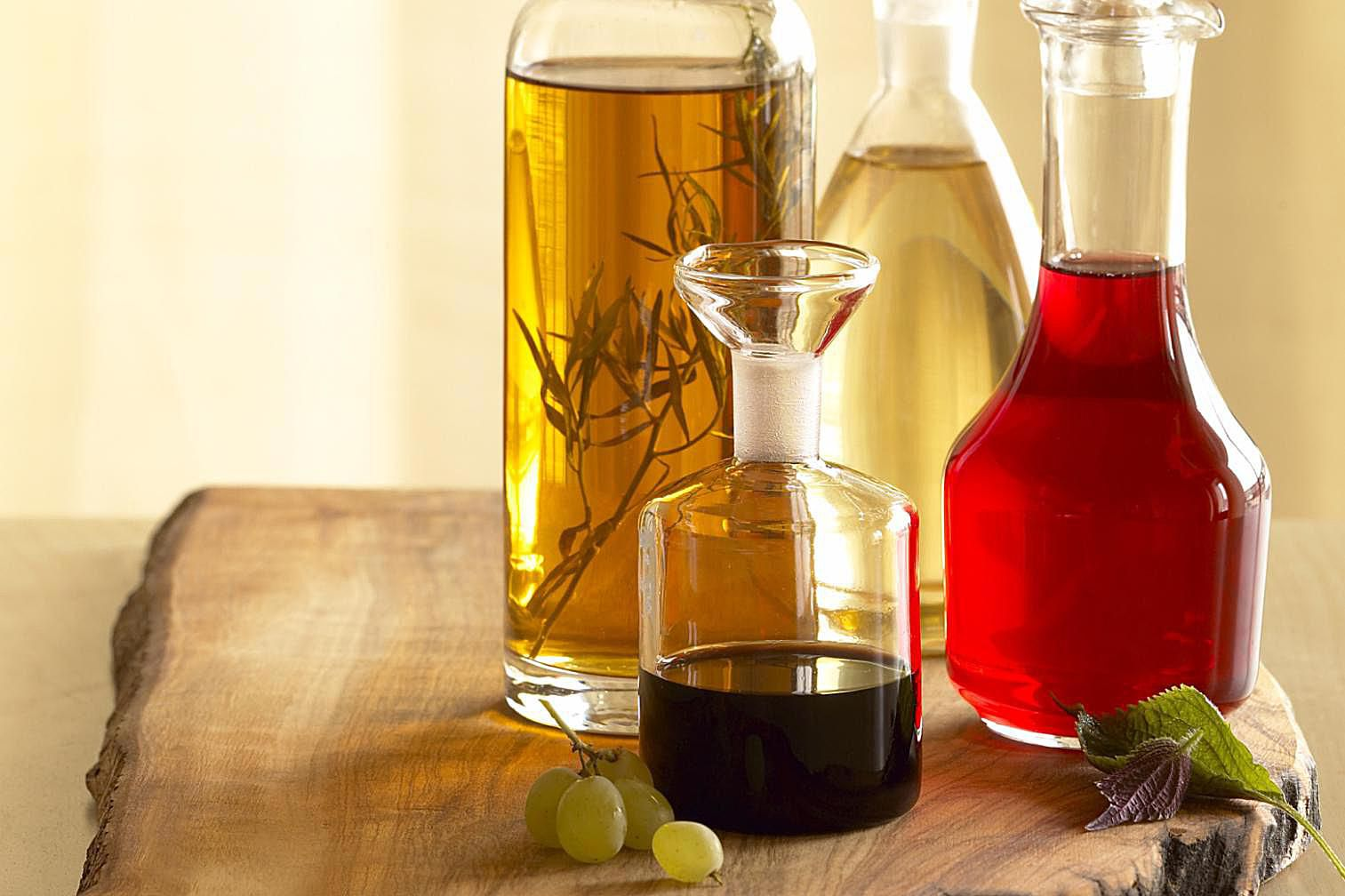Different Types And Uses Of Vinegars