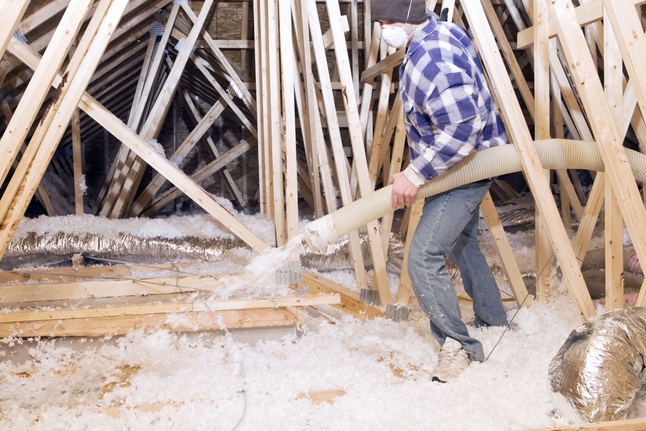 Blown in insulation vs fiberglass insulation for Which insulation is better
