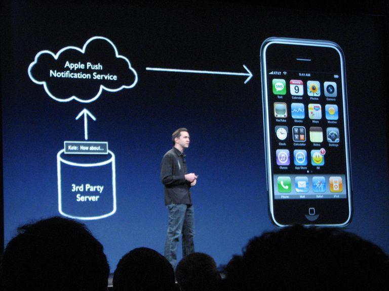 iPhone 2.0 Push Notification Service