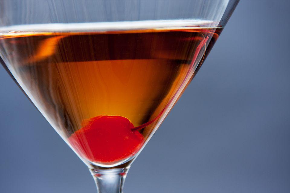 Woodford Reserve Manhattan Cocktail
