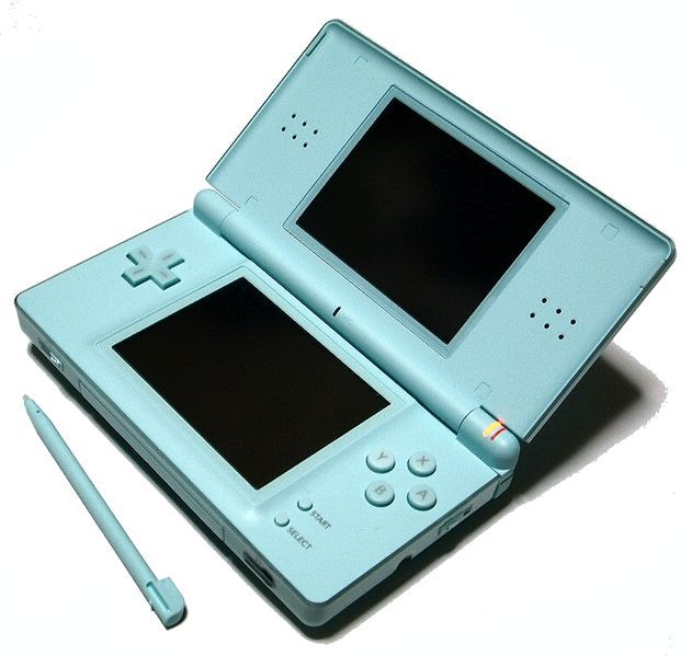 what is the nintendo ds lite. Black Bedroom Furniture Sets. Home Design Ideas