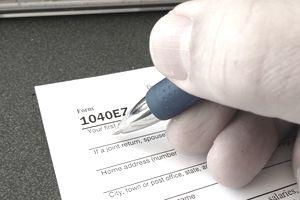 Form 1040EZ